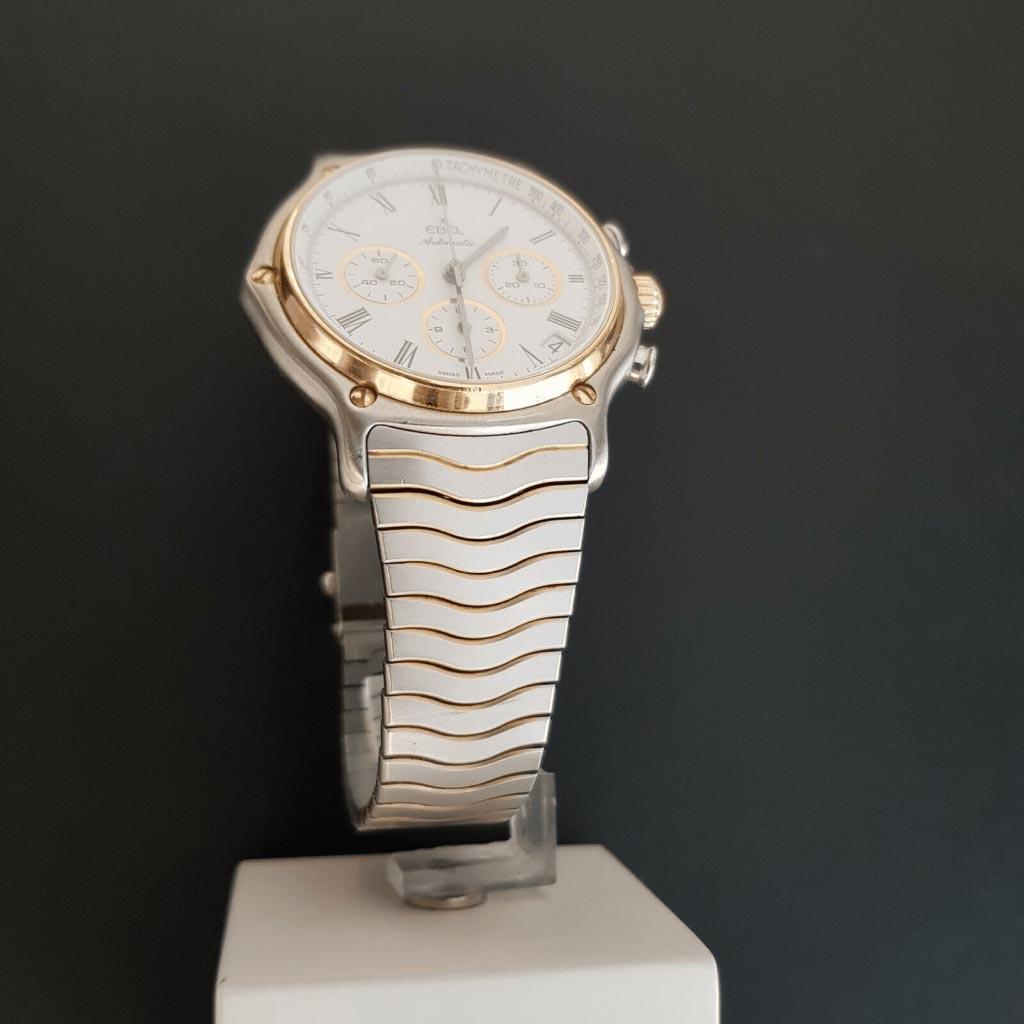 Ankauf von Uhren in Mainz am Beispiel Ebel 1911 El Primero