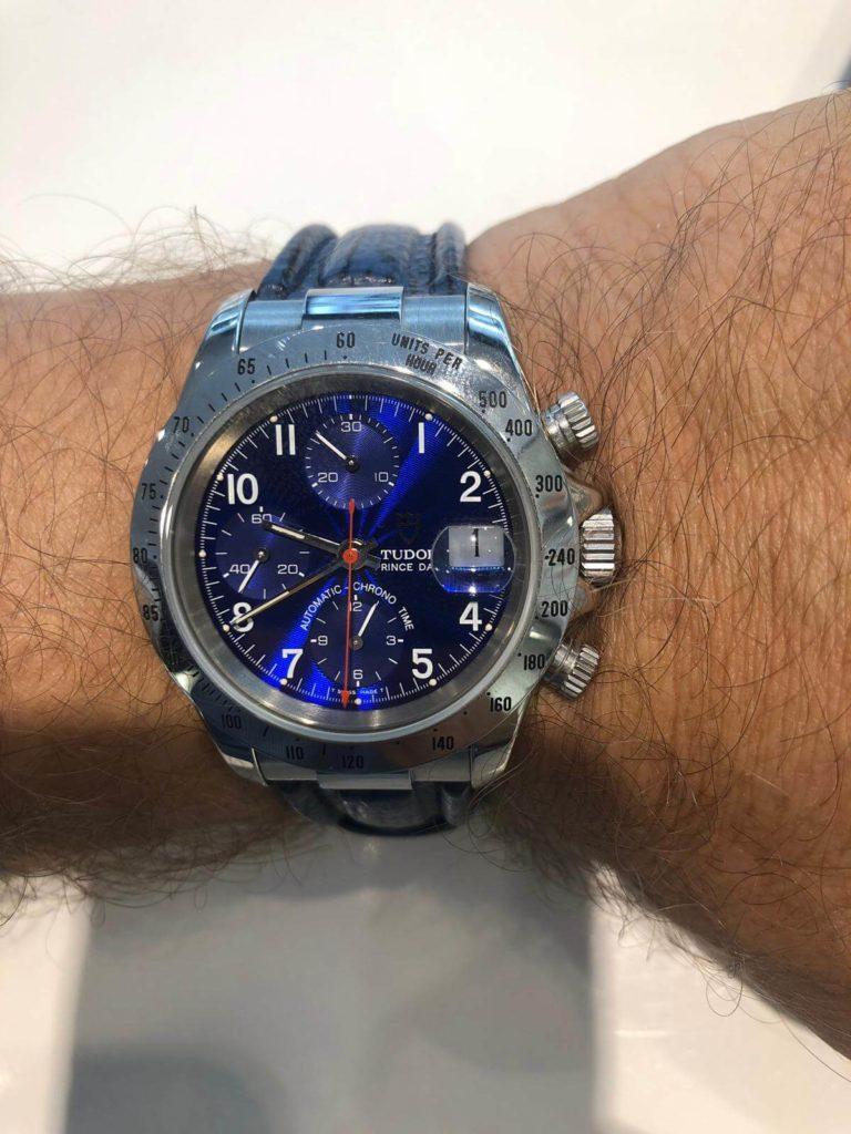 Tudor Prince Chronograph Date Tiger – ein Schmuckstück nicht nur für sportliche Uhrenliebhaber