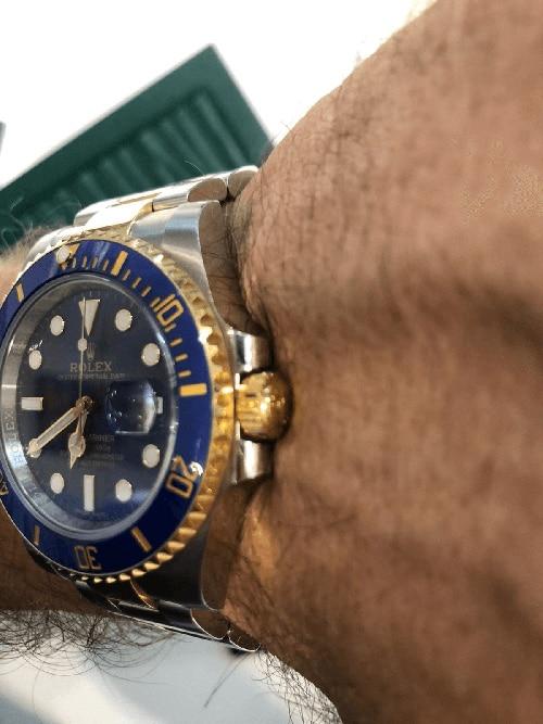 Ab in die Tiefen des Meeres mit der Rolex Submariner