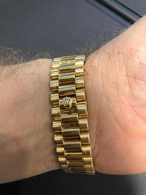Die Rolex Daydate: Das Chronometer für Prestige-Träger