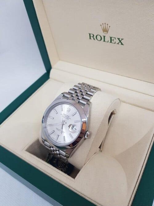 Bedeutende Persönlichkeiten tragen Rolex Datejust