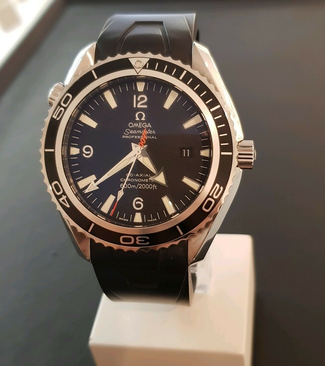 Bond, James Bond: Omega Seamaster Planet Ocean (Casino Royale)