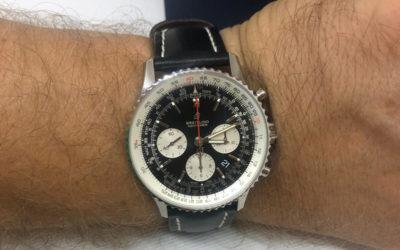 Für (Über-) Flieger und Piloten: Die Breitling Navitimer 1 B01