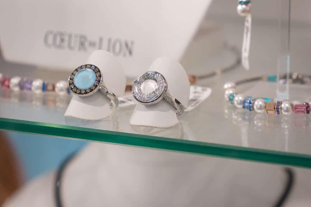 Einzigartige Ringe für besondere Menschen in Mainz