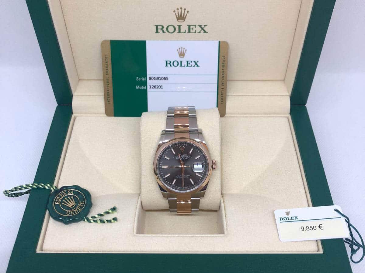 Rolex Datejust: Eine wasserdichte Schönheit