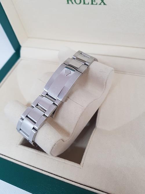 Ein wasserdichter Begleiter: Die Rolex Datejust 41