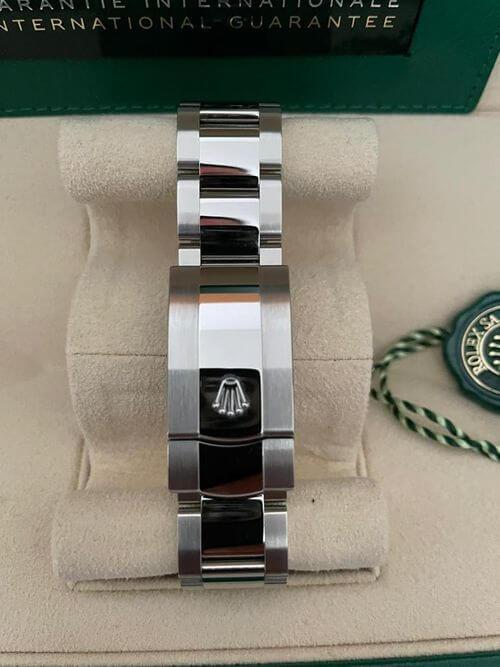 Rolex Datejust 41 Wimbeldon Armband