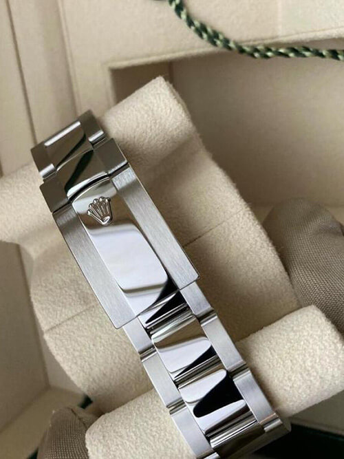 Rolex Datejust 41 Wimbeldon Schliesse