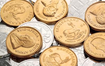 Krügerrand – die berühmte südafrikanische Münzreihe