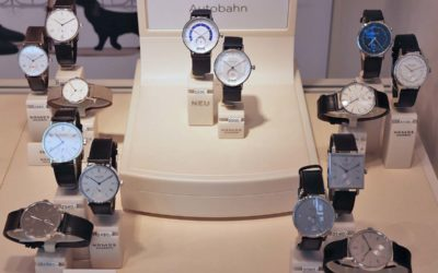 Feine Luxusuhren: Nomos Glashütte Chronometer