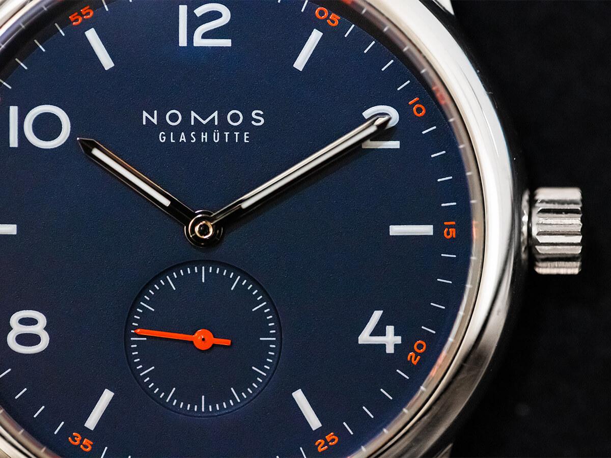 Nomos Glashütte Uhr beim Altstadt Juwelier (ver)kaufen